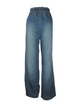 Damen Umstandshose Jeans Blau Gr. 36 38 44 18