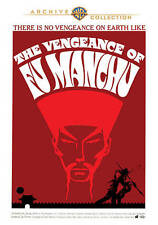 The Vengeance Of Fu Manchu DVD 1967 Christopher Lee