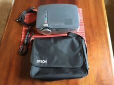 Epson Powerlite 50C Lcd Projector (Emp-50) (Parts Or Repair Only)