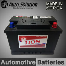 SMF CAR BATTERY 12V DIN66T CCA580 Fits BMW 3 Series: 316ti, 318i, sport E46,335i