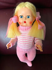 """1950s Vintage Sarold Doll Made in England 9"""""""