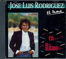 Jose Luis Rodriguez El Puma  En Ritmo  BRAND  NEW SEALED  CD