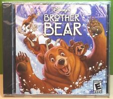 Brother Bear Disney Windows PC game Kenai Koda Rutt Tuke fun adventure NIP