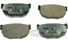 Tru Star PPD231 Disc Brake Pad-Semi-Metallic Pads Rear