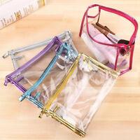 Women Cosmetic Bag Practical Makeup Organizer Coin Purse Case Clutch Handbag