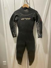 Orca Mens Full Triathlon Wetsuit Size 5 Apex 2