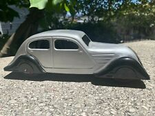 Antique Jep Citroen Sedan; 1930s, 9.75""