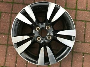 "CITROEN DS3 HDI VTI 16"" RONAL ALLOY WHEEL 9688118277 6Jx16 GENUINE OEM PART"