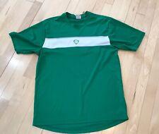 Men's Nike Green T-Shirt Small Polyester