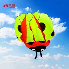 Kite Ladybug Beetle Soft Three-dimensional Kite Skeletonless Children Cartoon