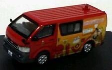 Free Shipping!!! Best Choose 1:76 Toyota Hiace Fire Van Version 2