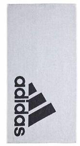 Adidas Performance Trek Towel Bath Towel S White
