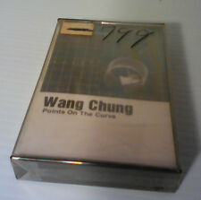 Points on the Curve by Wang Chung (1984, Geffen Goldline) Cassette SEALED