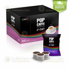 Pop Caffè 100 Capsule Cialde Compatibili FiorFiore Fior Fiore Coop DECISO E-Tuo