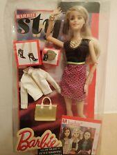 Barbie Style Fashionistas Glam Night  Blonde 2014 NRFB