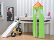 Thuka Enfants Tour Playset pour Lit D'Enfant Mezzanine de Rutschbett Vert Orange