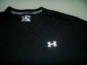#9329 UNDER ARMOUR Run Fitted T Shirt XXL