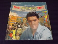 Elvis Presley Roustabout LSP-2999 Small Silver Stereo RCA Vinyl LP Record Album