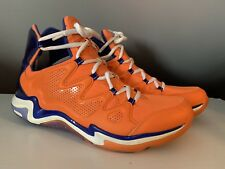Rare Mens Under Armour TB Micro G Charge BB Shoes Sz 14 Knicks Color way.