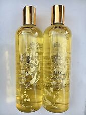 FITZHERBERT & PRINCE 2 X LILY OF THE VALLEY LUXURY SHOWER GEL 500ml