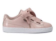Puma Basket Heart Patent  Damen Sneaker Turnschuhe Sportschuhe 363073-16 Rosa 38