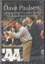 Dave Paulsen: 10 Offensive Principles for the Adaptable Motion Offense