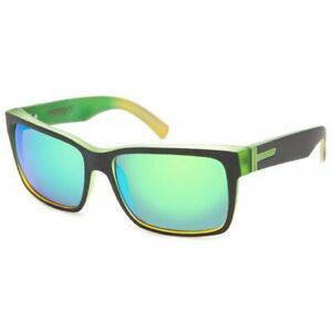 VonZipper Sunglasses Fulton Frosteez Limited Edition Green