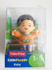 Fisher Little People Veterinarian Ella 6cm Figure