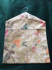 Vintage Laura Ashley Fabric - Peg Bag, Floral Pavillion