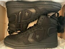 Converse Fastbreak Cascade Leather High Top All Black 162558C Size 8 Black