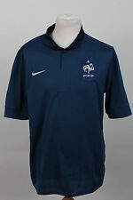 VINTAGE NIKE FRANCE FOOTBALL SHIRT camiesta MALLIOT JERSEY HOME EURO 2012 XL