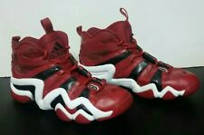 Vintage Adidas Crazy 8 Kobe Bryant Shoes, University Red Size Men's 11, Pre-Owne
