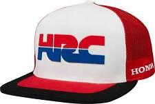 8ac76b8d9cec6 Fox Racing HRC Redplate Pro Snapback Hat Mens