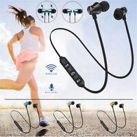 Wireless Magnetic In-Ear Headphone Bluetooth 4.2 Stereo Earbuds Earphone Headset