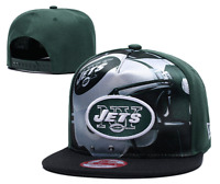 New York Jets NFL Football Embroidered Hat Snapback Adjustable Cap
