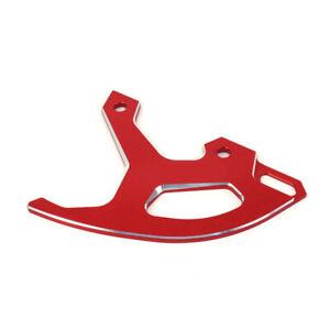 Red Rear Disc Brake Guard Cover Protector for Honda CR125R/250R CRF250R 450X/R