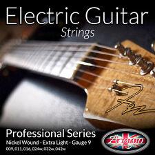 New Extra Light ADAGIO ELECTRIC GUITAR Strings Set 9-42 Nickel Wound Full Set