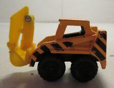Maisto Die Cast Little Trencher Bob Cat Type Backhoe Used Skid Steer Bobcat Toy