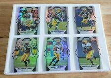 2017 Panini Prizm Prizms 6 Card Packers Team Set Rodgers