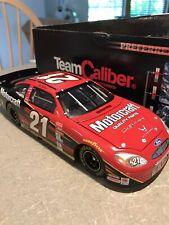 Bill Elliott #21 Ford Motorcraft 1/24 Team Caliber Preferred NASCAR Diecast