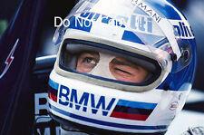 Derek Warwick Brabham BT55 Italian Grand Prix 1986 Photograph 1