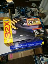 **BOX ONLY** Sega 32x Console System GOOD CONDITION SHIPS FAST!