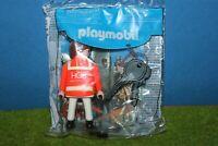 """Playmobil  """" HOB  Schlüsselanhänger """" Promo Werbefigur Neu/OVP Keyring"""