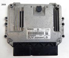 Fiat Sedici 4x4 1,9 JTD 88 kW Steuergerät Motor 33920-79JQ0 Bosch 0281012992