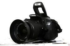 Canon EOS 650D 18 MP Full HD DSLR mit Canon EF-S 18-55mm III Objektiv + OVP