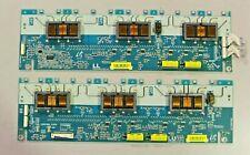 "55"" Toshiba LCD TV 52XF550U Backlight Inverters LL & LU LJ97-01499B LJ97-01500B"