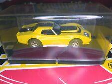 New listing Aurora A/Fx Corvette Yellow/Black w/display cube. Original old school super 2 ?