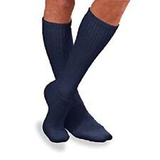 JOBST SensiFoot Closed Toe Knee Socks Navy X-large