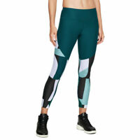 Under Armour UA HeatGear Vanish Printed Ladies Crop Sports Running Leggings S
