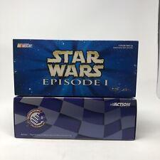 Action 1:18 Jeff Gordon 1999 Star Wars Episode One Pepsi Racing